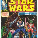 Star Wars #8 Eight Against A World 1977 Whitman Variant