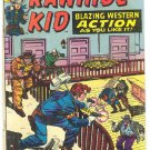 Rawhide Kid #130 vs The Enforcers HTF 1975 Western