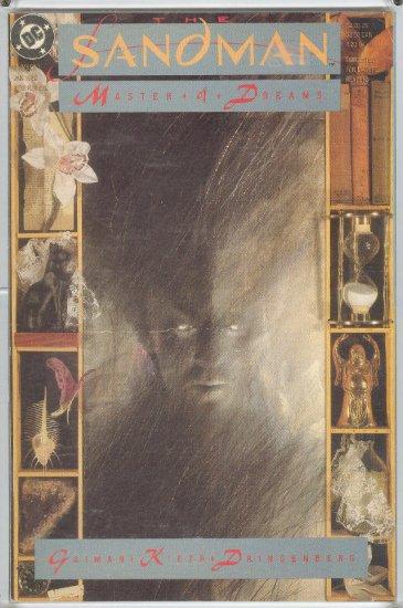 Sandman #1 Neil Gaiman Debut Issue 1989 VF