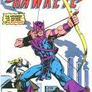 Hawkeye Complete 1983 Miniseries w/ Mockingbird