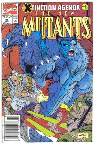 New Mutants #96 X-Tinction Agenda pt 5