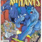 New Mutants #96 X-Tinction Agenda pt 5