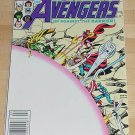 Avengers #233 Up Against The Barrier Byrne Art 1983