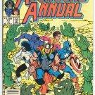 Avengers Annual #13 Hulk Times A Hundred Ditko & Byrne Art