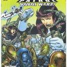 Doom Patrol #6 Robot Wars Byrne Story & Art 2005
