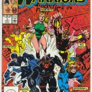 New Warriors #1 Fantastic Debut Issue 1990