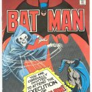 Batman #267 Invitation To A Murder 1975