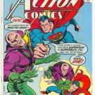 Action Comics #465 Lex Luthor vs Superboy? 1976