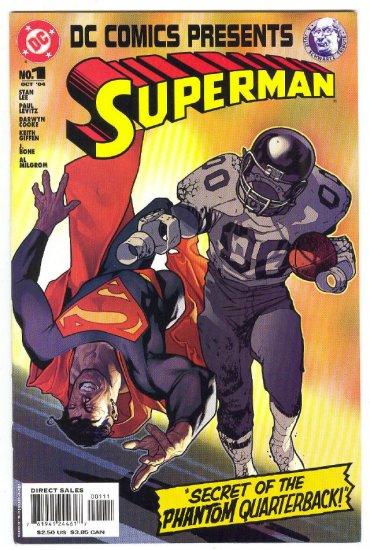 DC Comics Presents Superman #1 2004