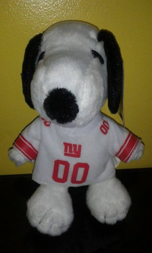 FOREVER COLLECTIBLES METLIFE SNOOPY NY 00 PLUSH