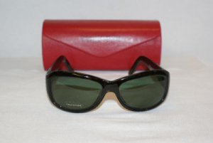 New Valentino Tortoise Sunglasses: Mod. 5397 & Case