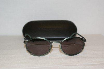 New Donna Karan Green Sunglasses: Mod. 134 & Case