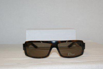 Brand New Christian Dior Homme Havana Sunglasses: Mod. Black Tie 57 & Case