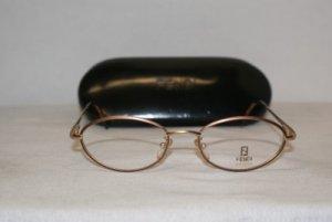 Brand New Fendi Mocha Eyeglasses: Mod. 78 & Case