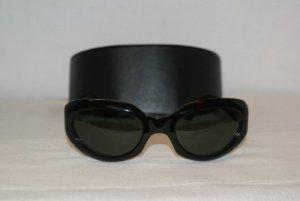 New Donna Karan Tortoise Sunglasses: Mod. 166 & Case