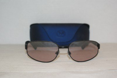 Brand New Vogue Black Sunglasses: Mod. 3429-S 64-17 & Case