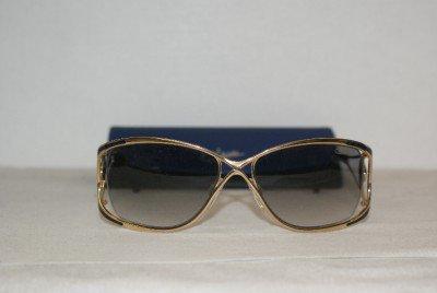 Brand New Cazal Shiny Gold Sunglasses: Mod. 9013 (169) 57-17 & Case