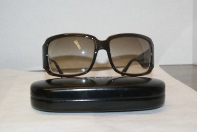Brand New Fendi Brown Eyeglasses: Mod. FS 456 (206) & Case