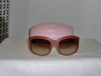 New Juicy Couture Pink Sunglasses: Mod. Gossip & Case