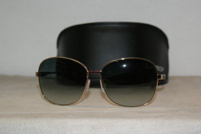 New DSquared2 DSquared Gold Sunglasses: Mod. DQ 0033 (28P) 59-15 & Case