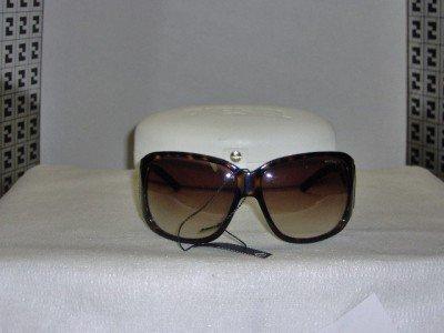 Brand New Diesel Havana Sunglasses: Mod. 0080 & Case