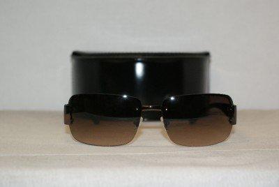 B. New Marc By Marc Jacobs 224 Brown Havana Sunglasses: Mod. 224 (0YRV) & Case