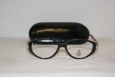 Brand New Fendi 72 Ebony Sunglasses: Mod. 72 & Case
