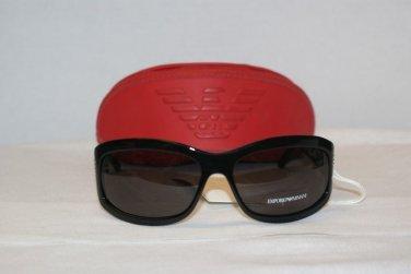 Brand New Emporio Armani 9243 Black Sunglasses: Mod. 9243 & Case