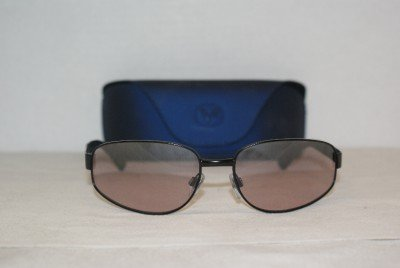 Brand New Vogue 3429 Black Sunglasses: Mod. 3429-S 64-17 & Case