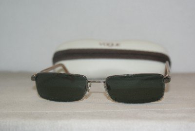 New Vogue 3432 Gunmetal Sunglasses: Mod. VO 3432-S (548/6) 55-18 & Case