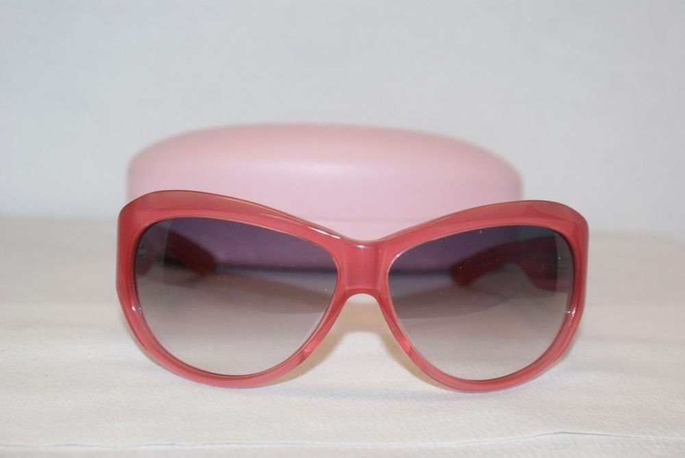 New Juicy Couture Lady Luck Pink Sunglasses: Mod. Lady Luck & Case