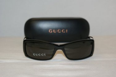 Brand New Gucci 1486 Black Sunglasses: Mod. 1486 & Case
