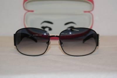 Brand New Kate Spade Sunglass Mod. Bev Col. Black (0006)  63-17-105 & Case