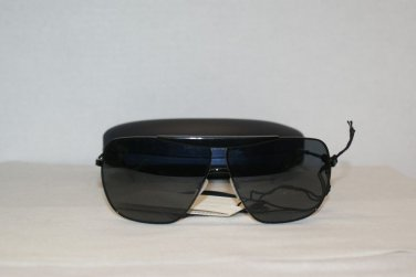 Brand New Giorgio Armani 486 Black Sunglasses: Mod. 486 & Case