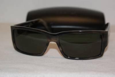 New Calvin Klein Sunglass Mod. 829 Col. 022 Size 58-16-135 & Case
