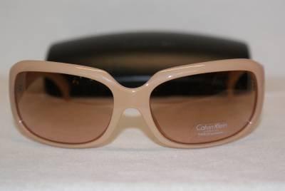 New Calvin Klein Collection Eyeglass Mod. 838 Col. 112 62-17-120 & Case
