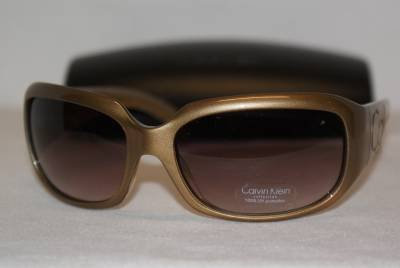 New Calvin Klein Collection Eyeglass Mod. 838 Col. 155 62-17-120 & Case