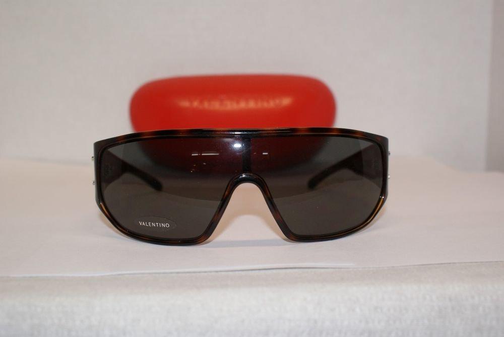 Brand New Valentino 1164 Havana Sunglasses: Mod. 1164 & Case
