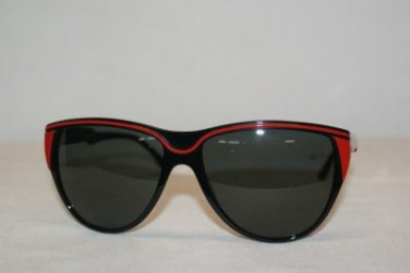 447cc9c6c0c New Stella McCartney SM4006 Black Red 2005 87 Sunglasses  Mod. 4006 60-16