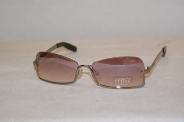 New Gold Ferre Sunglass Mod.GF64401 58-16 & Case