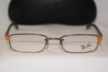 Brand New RAY-BAN Eyeglass Mod. RB 6217 Col. 2620 Sz. 48-17-130 & Case