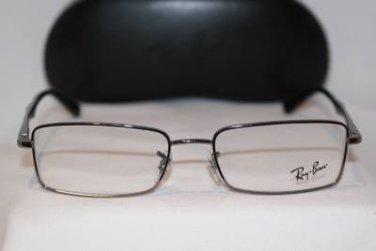 Brand New RAY-BAN Eyeglass Mod. RB 6211 Col. 2502 Sz. 53-17-140 & Case