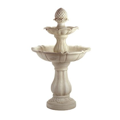 3 Tier Acorn Fountain