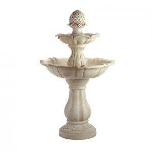 3 Tier Acorn Fountain