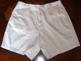 100% cotton bermuda - offwhite - 18+