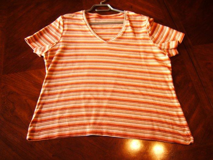 100% cotton t-shirt  - 3X