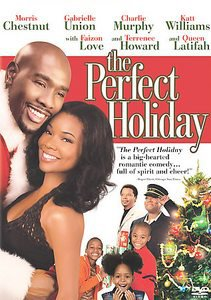 ****The Perfect Holiday (DVD, 2008)***LQQK