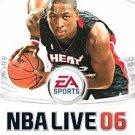 ***NBA Live 06  (Sony PlayStation 2, 2005)***LQQK