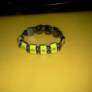***Nice Mexican Soccer Club America Metal Bracelet Rare***LQQK