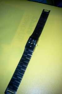 ***Geneva Classic Quartz Stainless Steel Watch***LQQK